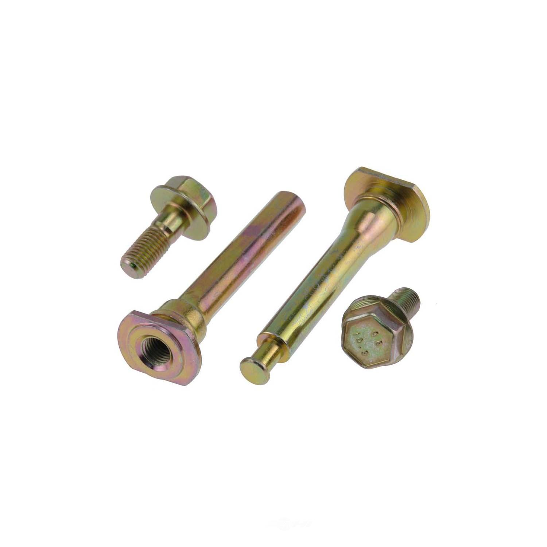 CARLSON QUALITY BRAKE PARTS - Disc Brake Caliper Guide Pin Kit (Rear) - CRL 14169