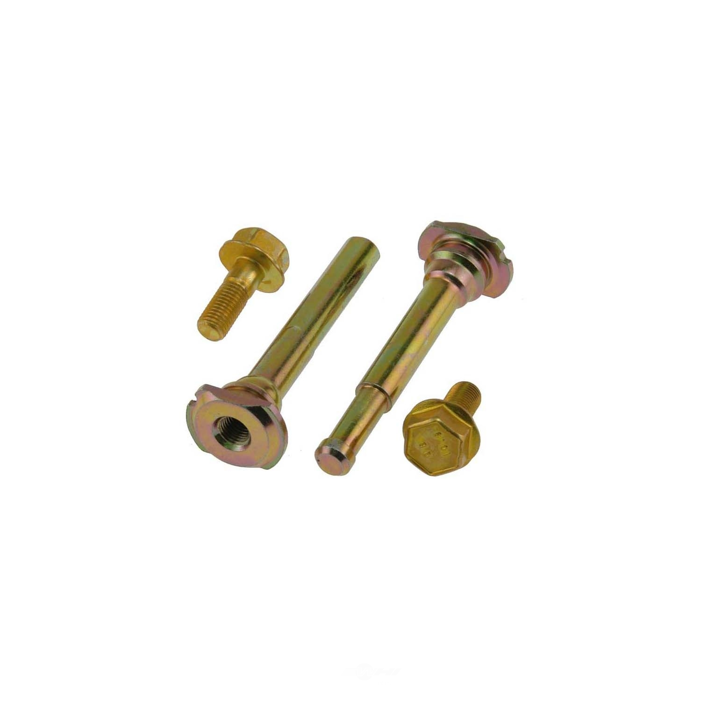 CARLSON QUALITY BRAKE PARTS - Disc Brake Caliper Guide Pin Kit (Front) - CRL 14177
