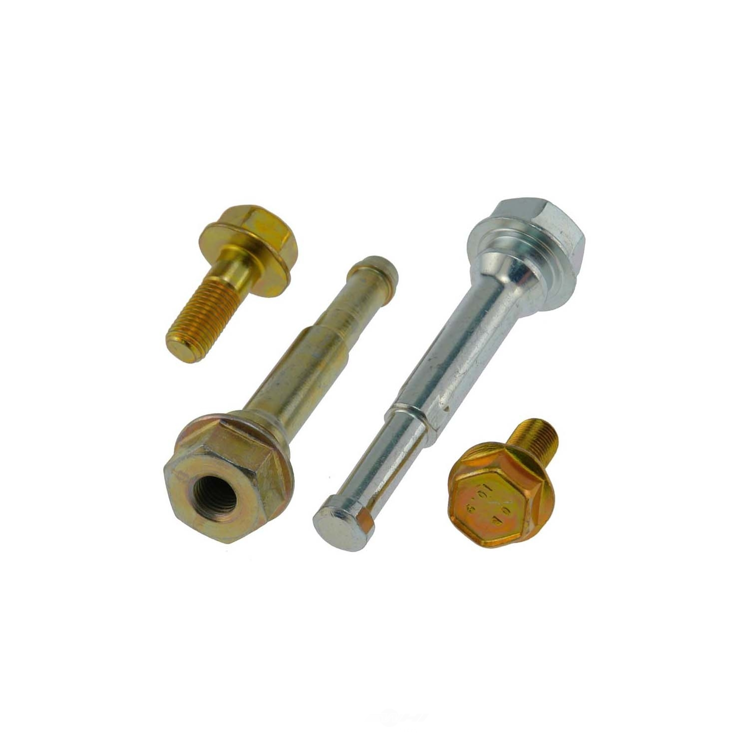 CARLSON QUALITY BRAKE PARTS - Disc Brake Caliper Guide Pin Kit (Front) - CRL 14184