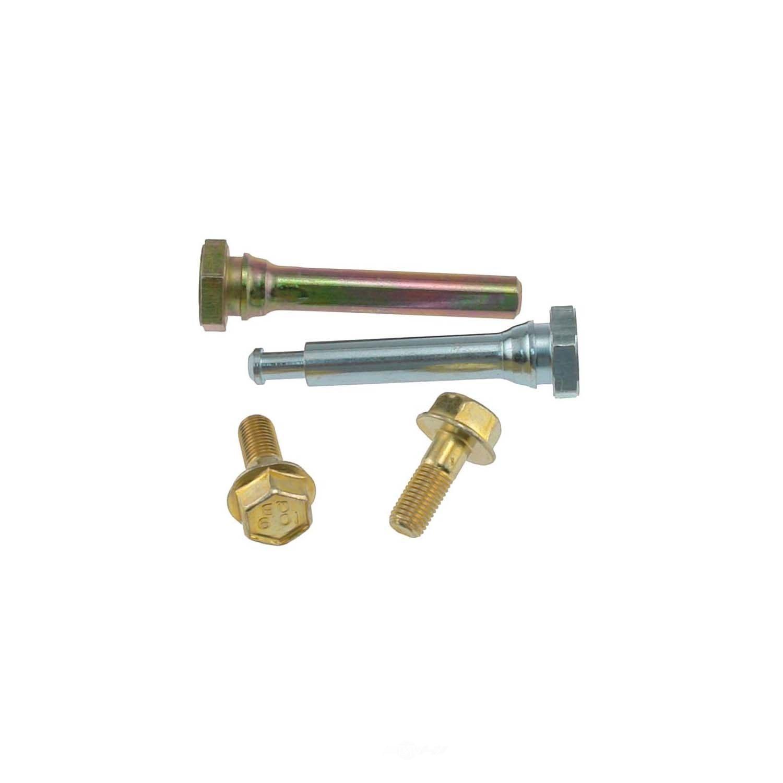 CARLSON QUALITY BRAKE PARTS - Disc Brake Caliper Guide Pin Kit (Front) - CRL 14209