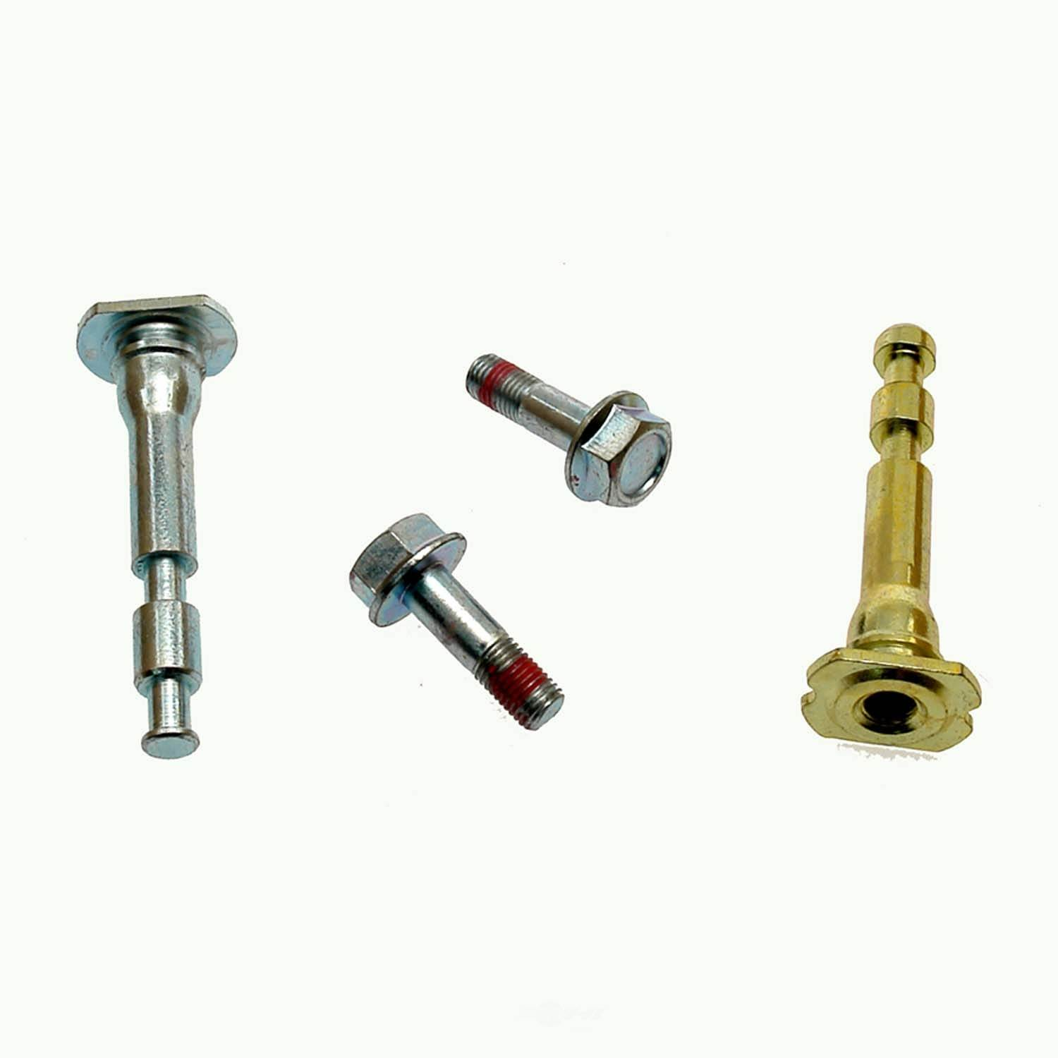CARLSON QUALITY BRAKE PARTS - Disc Brake Caliper Guide Pin Kit (Rear) - CRL 14261