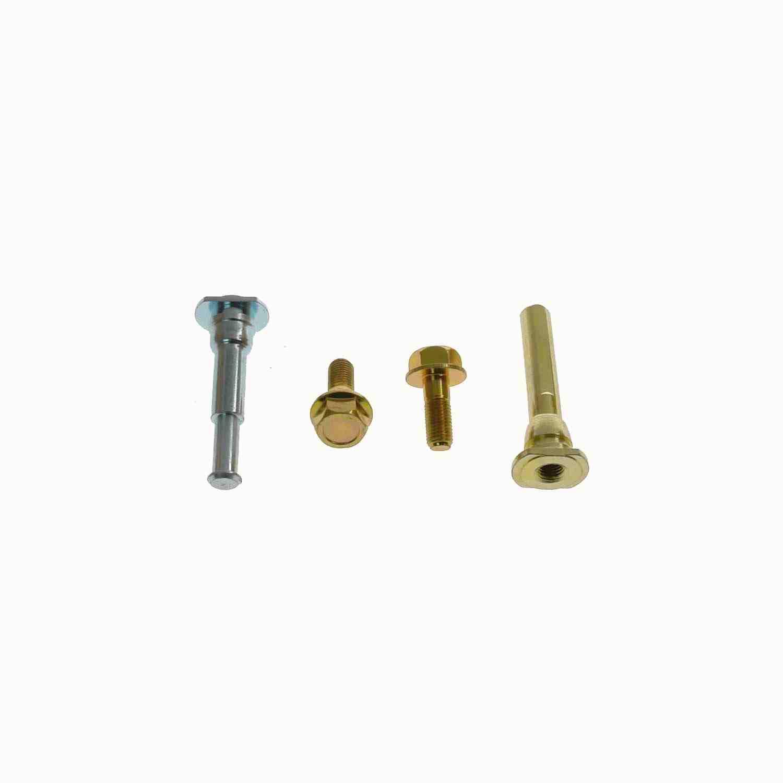 CARLSON QUALITY BRAKE PARTS - Disc Brake Caliper Guide Pin Kit (Front) - CRL 14267