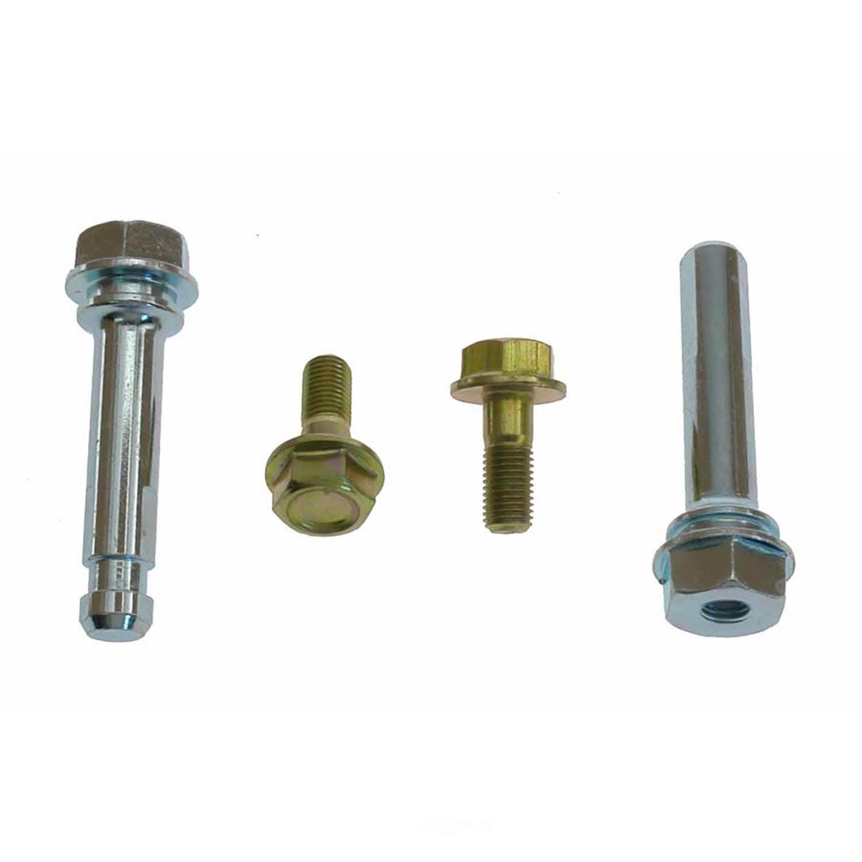 CARLSON QUALITY BRAKE PARTS - Disc Brake Caliper Guide Pin Kit (Rear) - CRL 14279