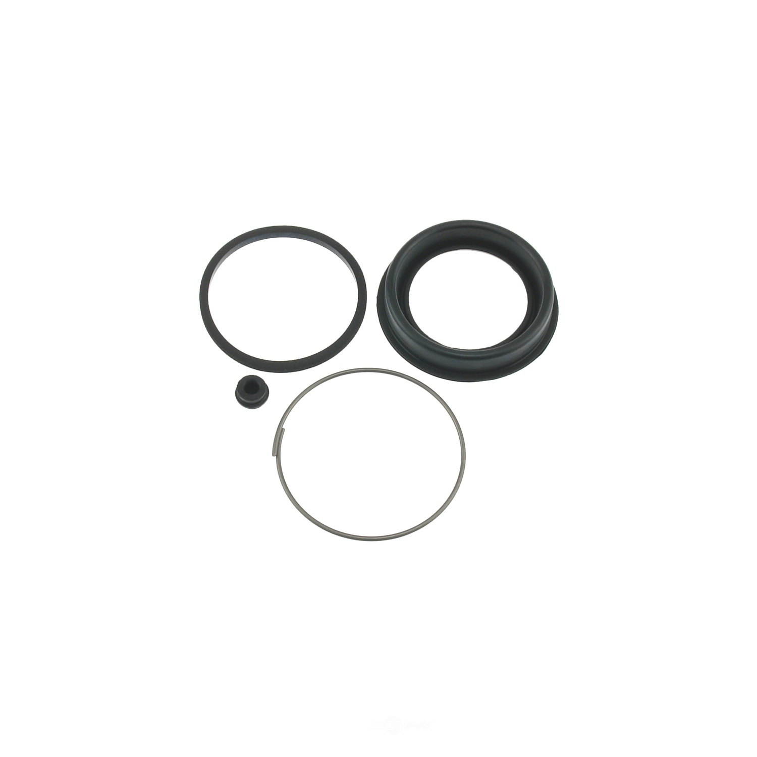 CARLSON QUALITY BRAKE PARTS - Disc Brake Caliper Repair Kit (Front) - CRL 15255