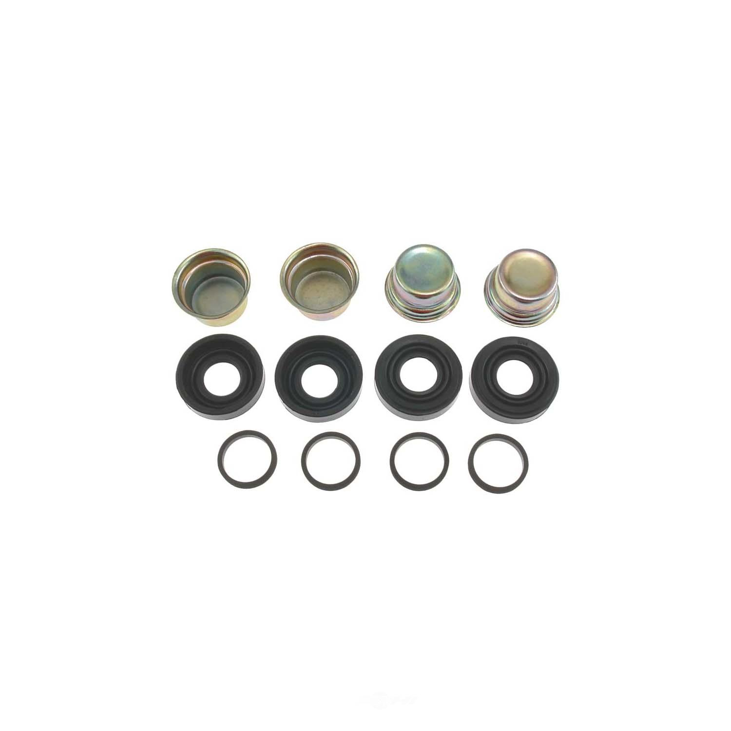CARLSON QUALITY BRAKE PARTS - Disc Brake Caliper Bolt Kit (Front) - CRL 16028