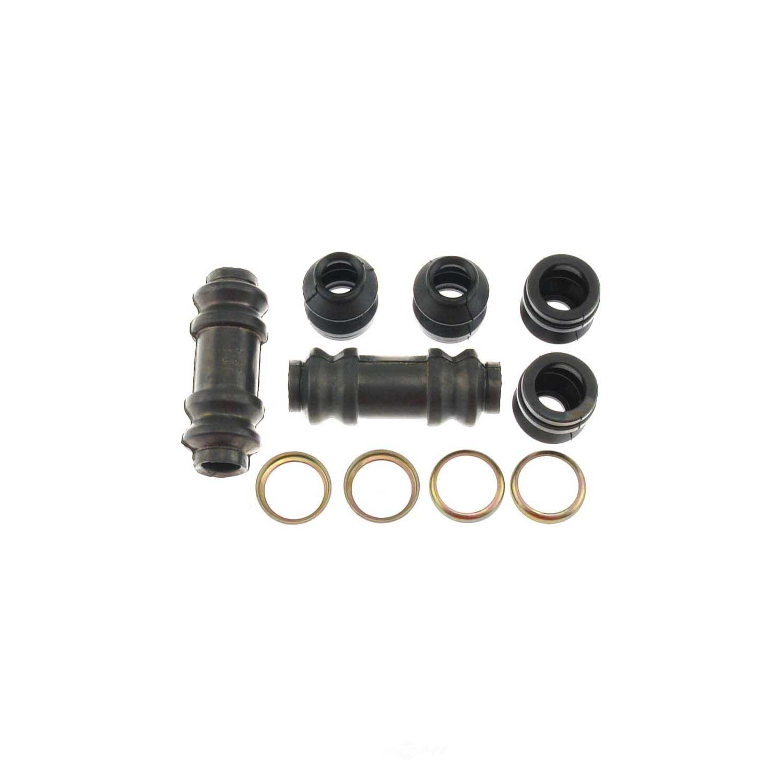 CARLSON QUALITY BRAKE PARTS - Disc Brake Caliper Guide Pin Boot Kit (Front) - CRL 16035