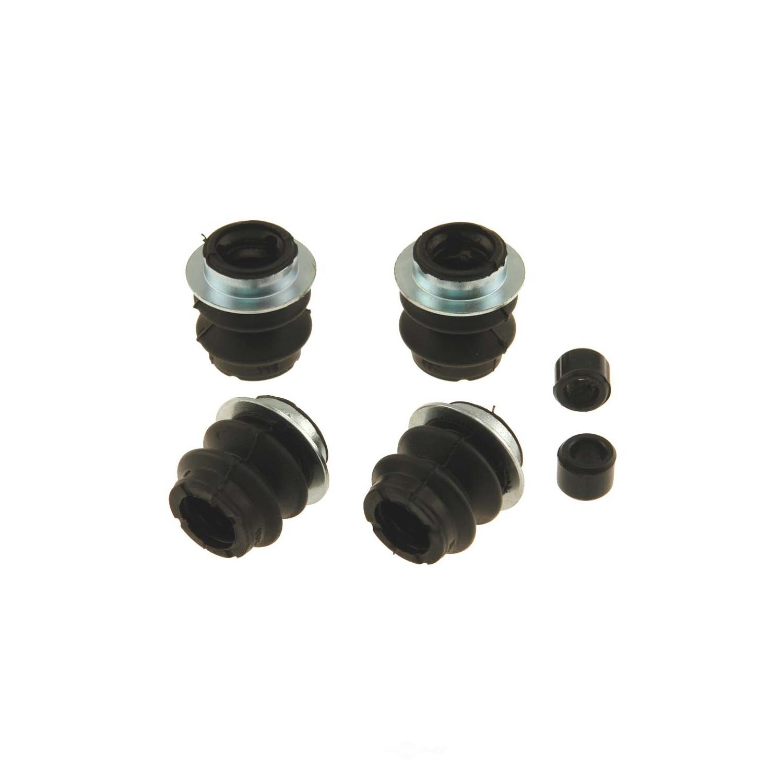 CARLSON QUALITY BRAKE PARTS - Disc Brake Caliper Guide Pin Boot Kit - CRL 16086