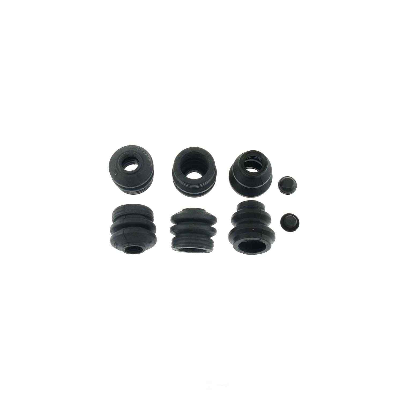 CARLSON QUALITY BRAKE PARTS - Disc Brake Caliper Guide Pin Boot Kit (Rear) - CRL 16098