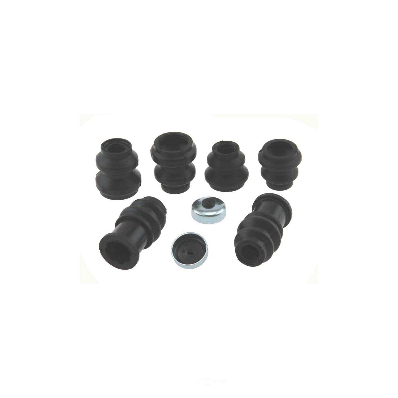 CARLSON QUALITY BRAKE PARTS - Disc Brake Caliper Guide Pin Boot Kit (Rear) - CRL 16126