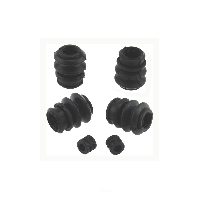 CARLSON QUALITY BRAKE PARTS - Disc Brake Caliper Guide Pin Boot Kit (Rear) - CRL 16152