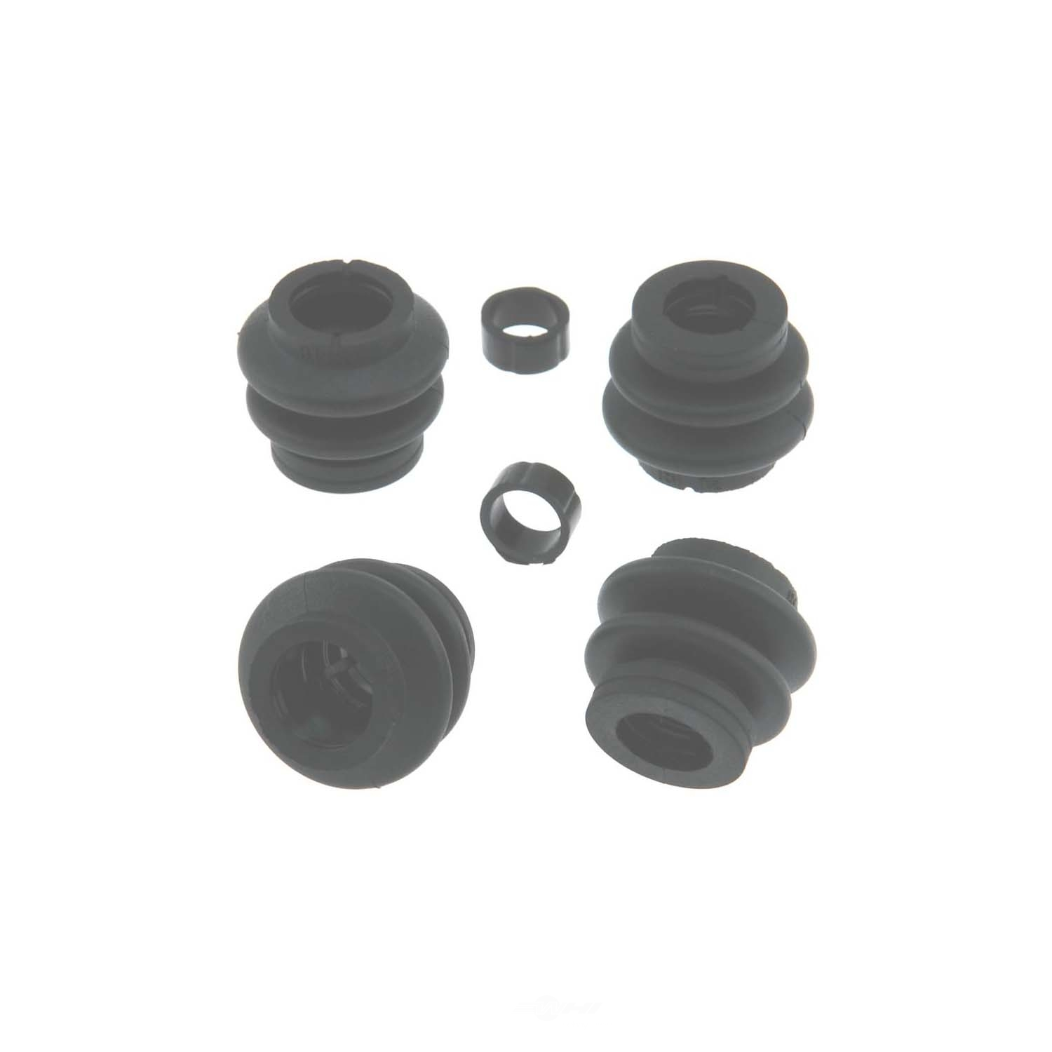 CARLSON QUALITY BRAKE PARTS - Disc Brake Caliper Guide Pin Boot Kit (Front) - CRL 16153