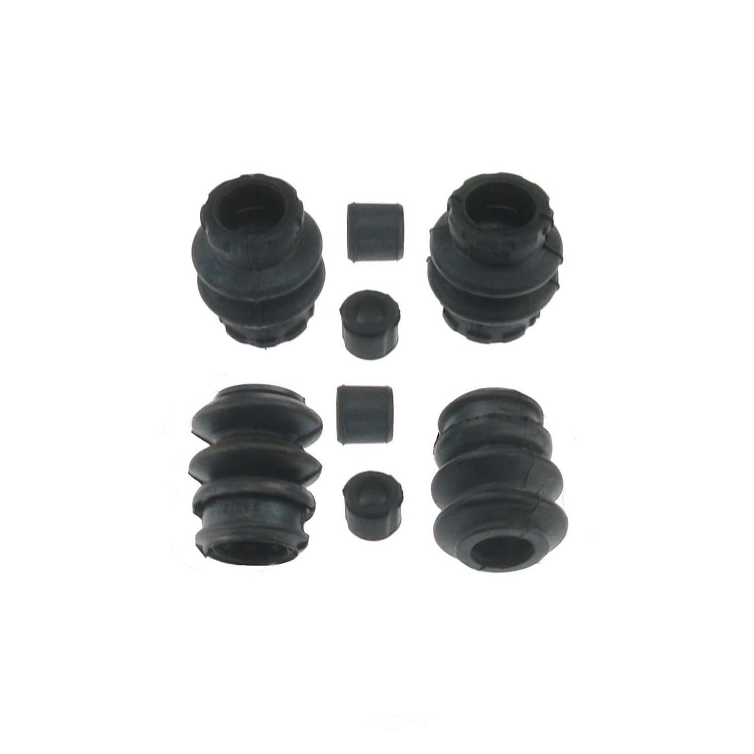 CARLSON QUALITY BRAKE PARTS - Disc Brake Caliper Guide Pin Boot Kit (Front) - CRL 16172