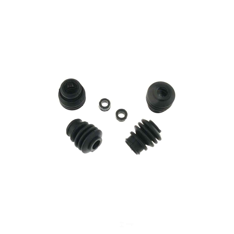 CARLSON QUALITY BRAKE PARTS - Disc Brake Caliper Guide Pin Boot Kit - CRL 16183