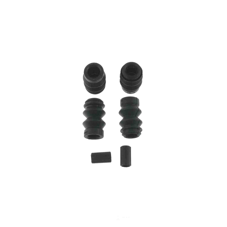CARLSON QUALITY BRAKE PARTS - Disc Brake Caliper Guide Pin Boot Kit (Front) - CRL 16192