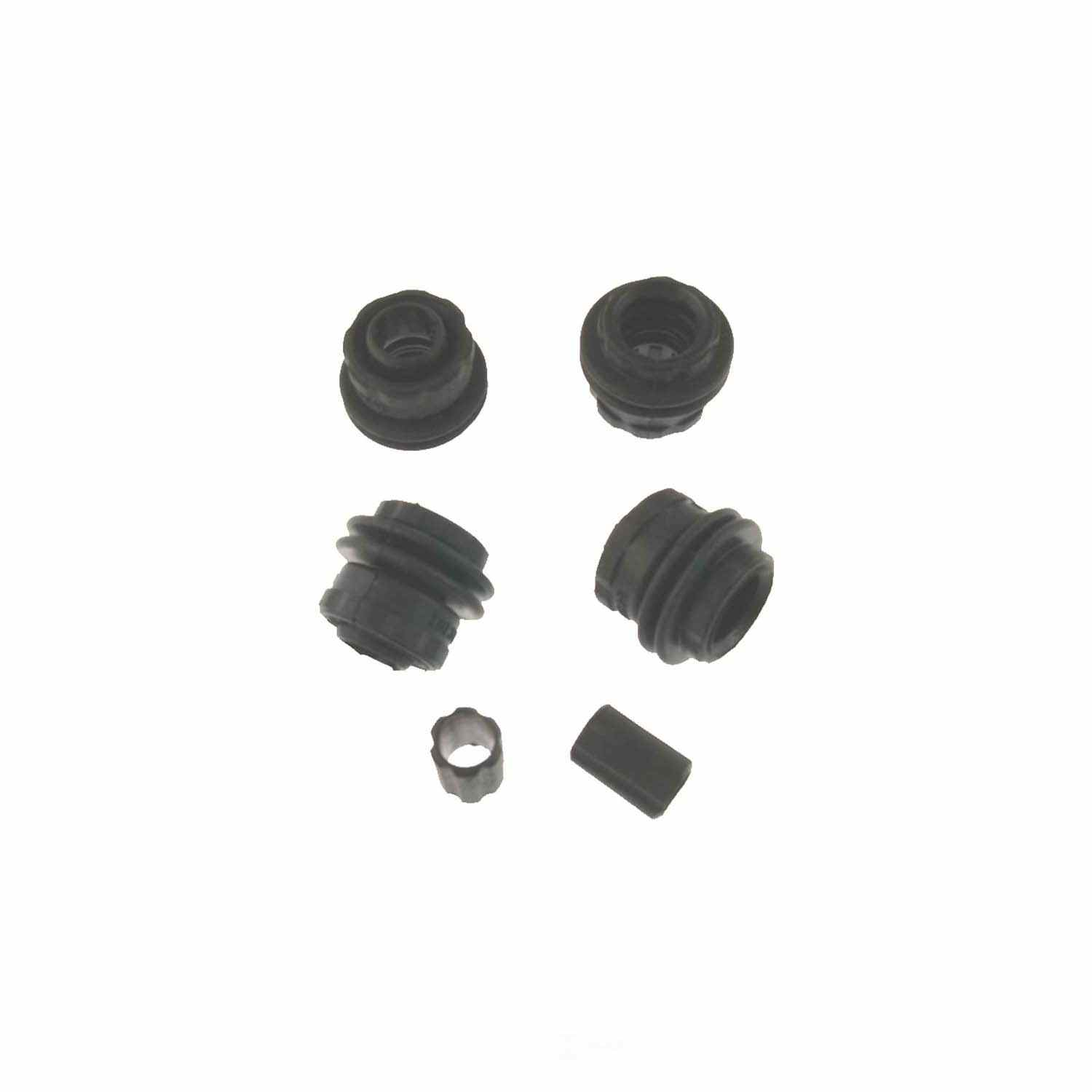 CARLSON QUALITY BRAKE PARTS - Disc Brake Caliper Guide Pin Boot Kit (Rear) - CRL 16193