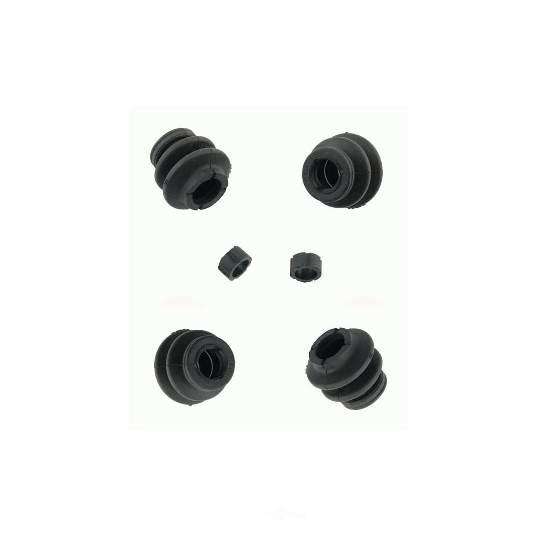 CARLSON QUALITY BRAKE PARTS - Disc Brake Caliper Guide Pin Boot Kit (Rear) - CRL 16202