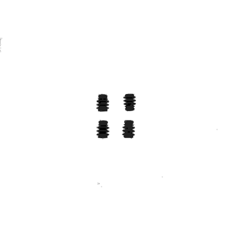 CARLSON QUALITY BRAKE PARTS - Disc Brake Caliper Guide Pin Boot Kit (Front) - CRL 16205