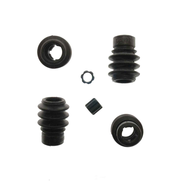CARLSON QUALITY BRAKE PARTS - Disc Brake Caliper Guide Pin Boot Kit - CRL 16230
