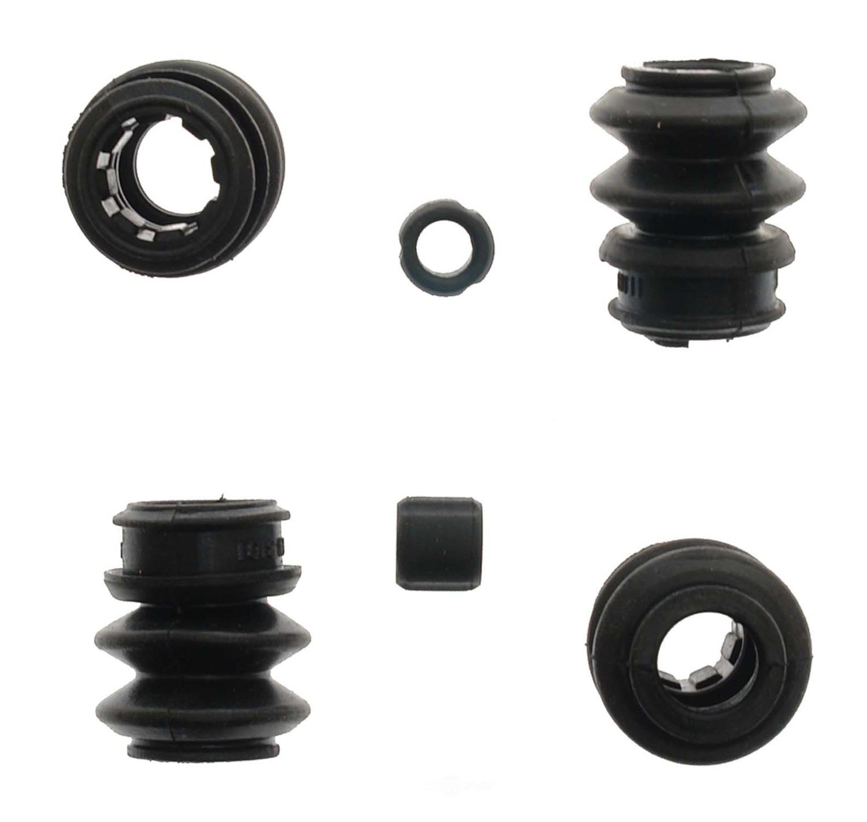 CARLSON QUALITY BRAKE PARTS - Disc Brake Caliper Guide Pin Boot Kit - CRL 16235