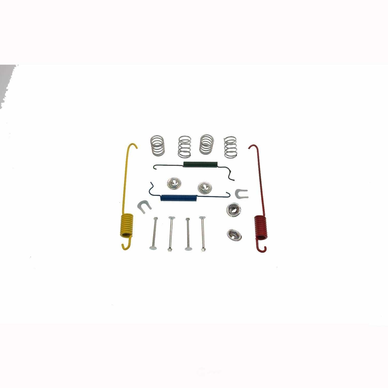 CARLSON QUALITY BRAKE PARTS - Drum Brake Hardware Kit - CRL 17326