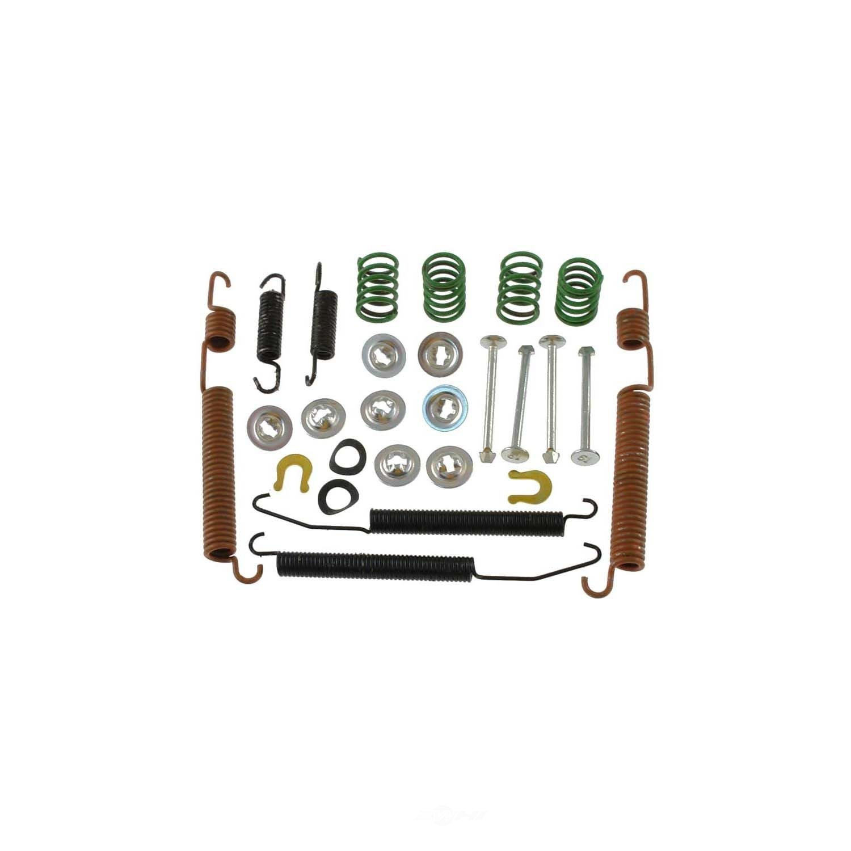 CARLSON QUALITY BRAKE PARTS - Drum Brake Hardware Kit (Rear) - CRL 17357
