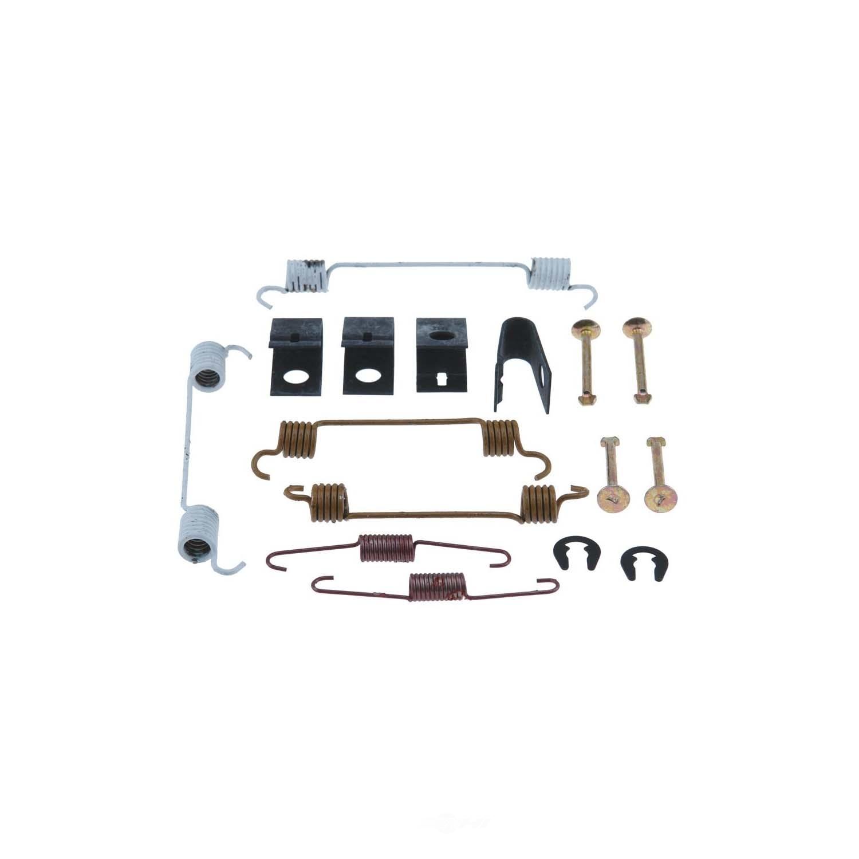 CARLSON QUALITY BRAKE PARTS - Drum Brake Hardware Kit (Rear) - CRL 17385