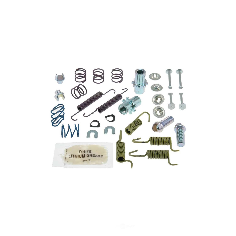 CARLSON QUALITY BRAKE PARTS - Parking Brake Hardware Kit (Rear) - CRL 17405