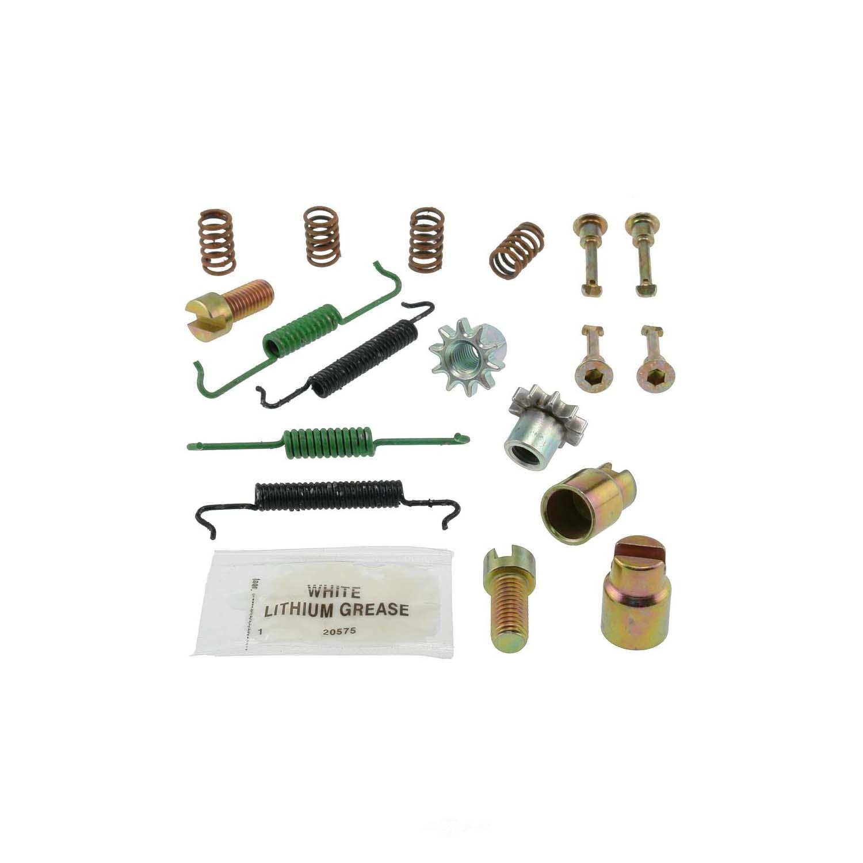 CARLSON QUALITY BRAKE PARTS - Parking Brake Hardware Kit (Rear) - CRL 17420