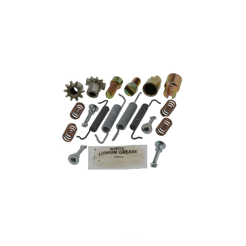 CARLSON QUALITY BRAKE PARTS - Parking Brake Hardware Kit - CRL 17431