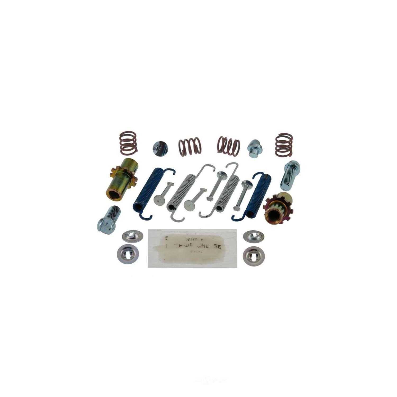 CARLSON QUALITY BRAKE PARTS - Parking Brake Hardware Kit (Rear) - CRL 17446