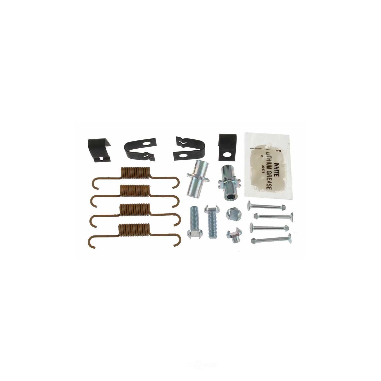 CARLSON QUALITY BRAKE PARTS - Parking Brake Hardware Kit - CRL 17452