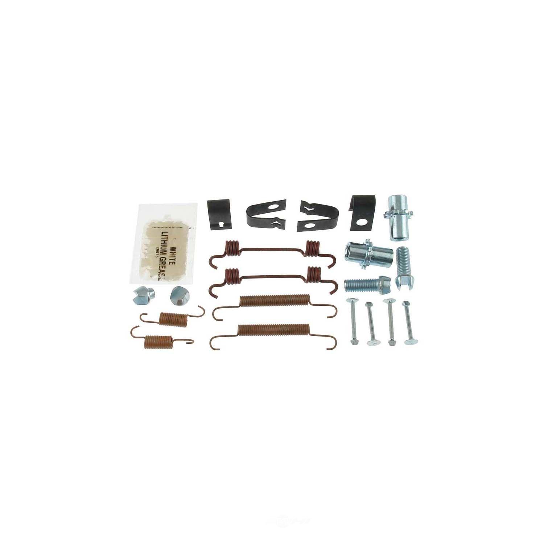 CARLSON QUALITY BRAKE PARTS - Parking Brake Hardware Kit (Rear) - CRL 17458