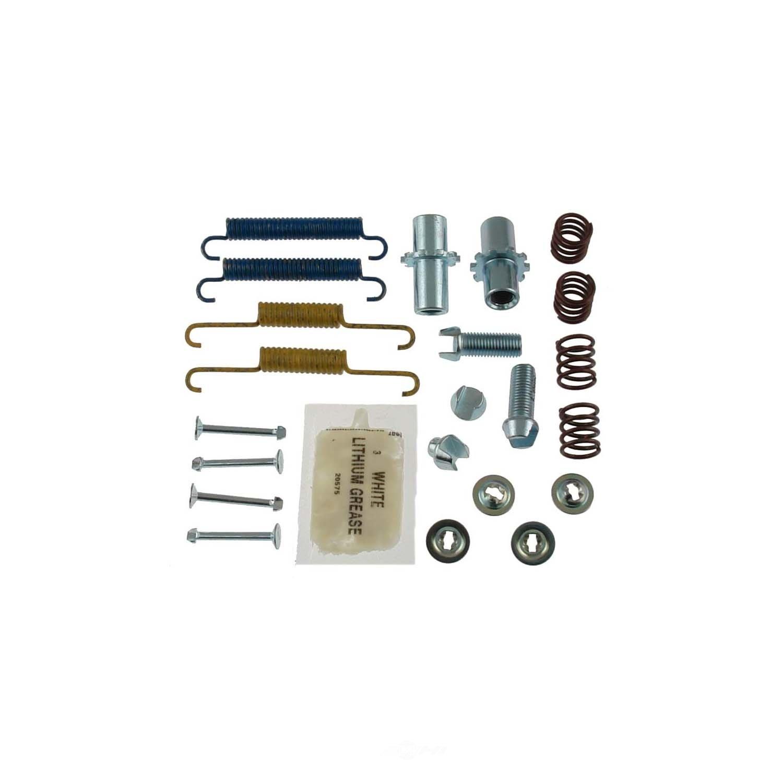 CARLSON QUALITY BRAKE PARTS - Parking Brake Hardware Kit - CRL 17460