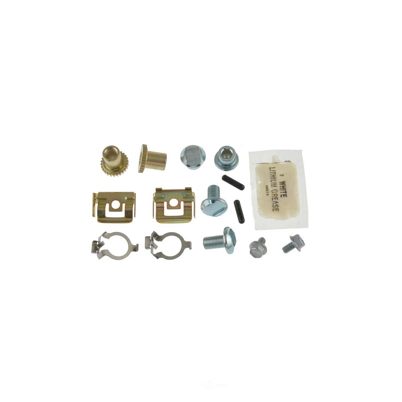 CARLSON QUALITY BRAKE PARTS - Parking Brake Hardware Kit - CRL 17461