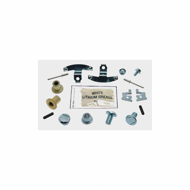CARLSON QUALITY BRAKE PARTS - Parking Brake Hardware Kit - CRL 17464
