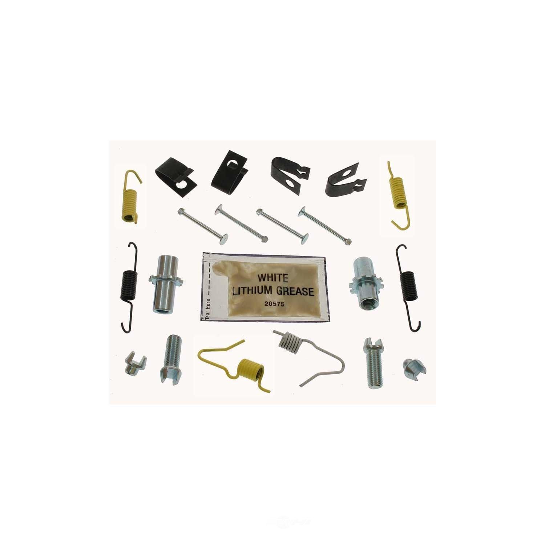 CARLSON QUALITY BRAKE PARTS - Parking Brake Hardware Kit (Rear) - CRL 17468