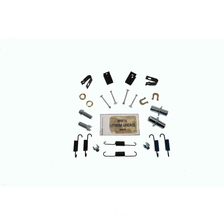 CARLSON QUALITY BRAKE PARTS - Parking Brake Hardware Kit - CRL 17469
