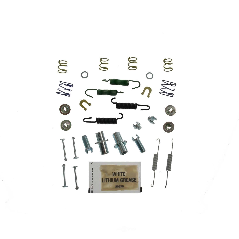 CARLSON QUALITY BRAKE PARTS - Parking Brake Hardware Kit - CRL 17470