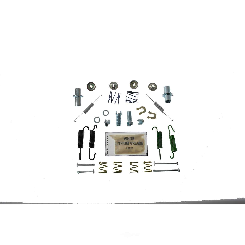 CARLSON QUALITY BRAKE PARTS - Parking Brake Hardware Kit - CRL 17471