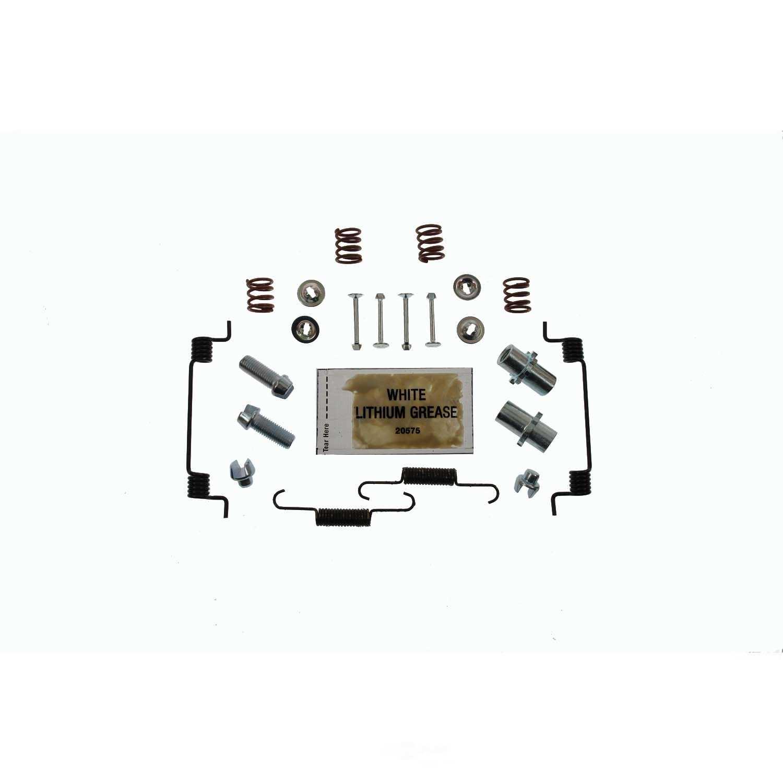 CARLSON QUALITY BRAKE PARTS - Parking Brake Hardware Kit - CRL 17474