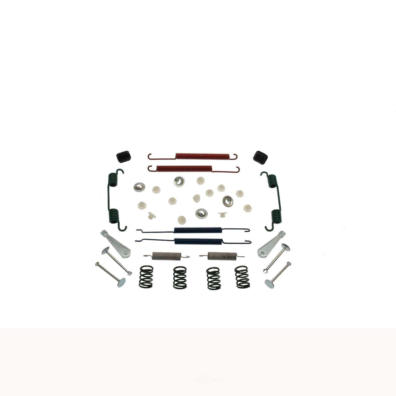 CARLSON QUALITY BRAKE PARTS - Drum Brake Hardware Kit (Rear) - CRL 17478