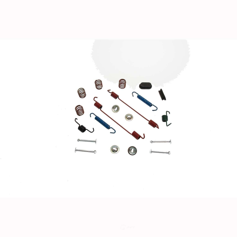CARLSON QUALITY BRAKE PARTS - Drum Brake Hardware Kit - CRL 17479