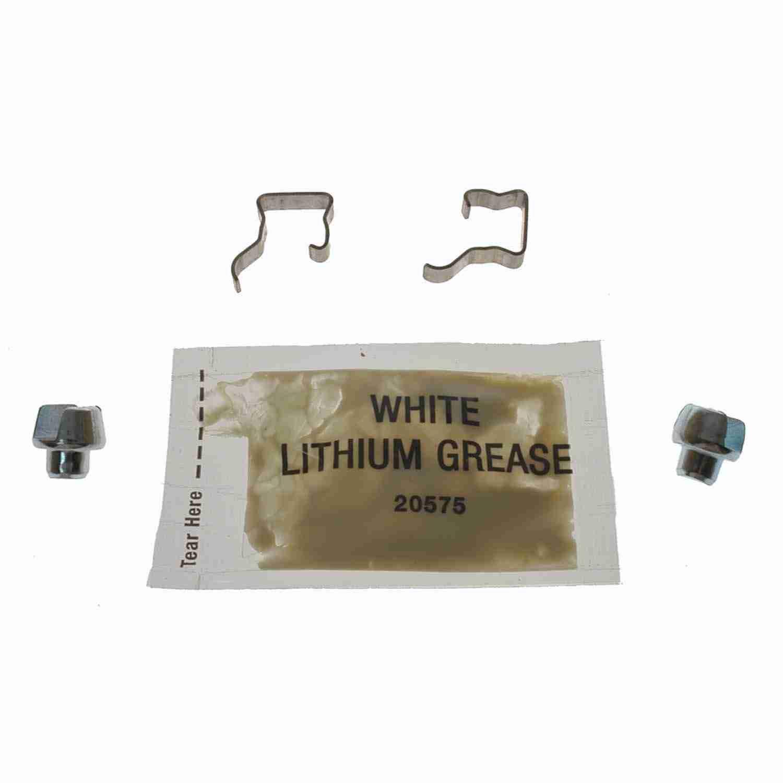 CARLSON QUALITY BRAKE PARTS - Parking Brake Hardware Kit - CRL 17490