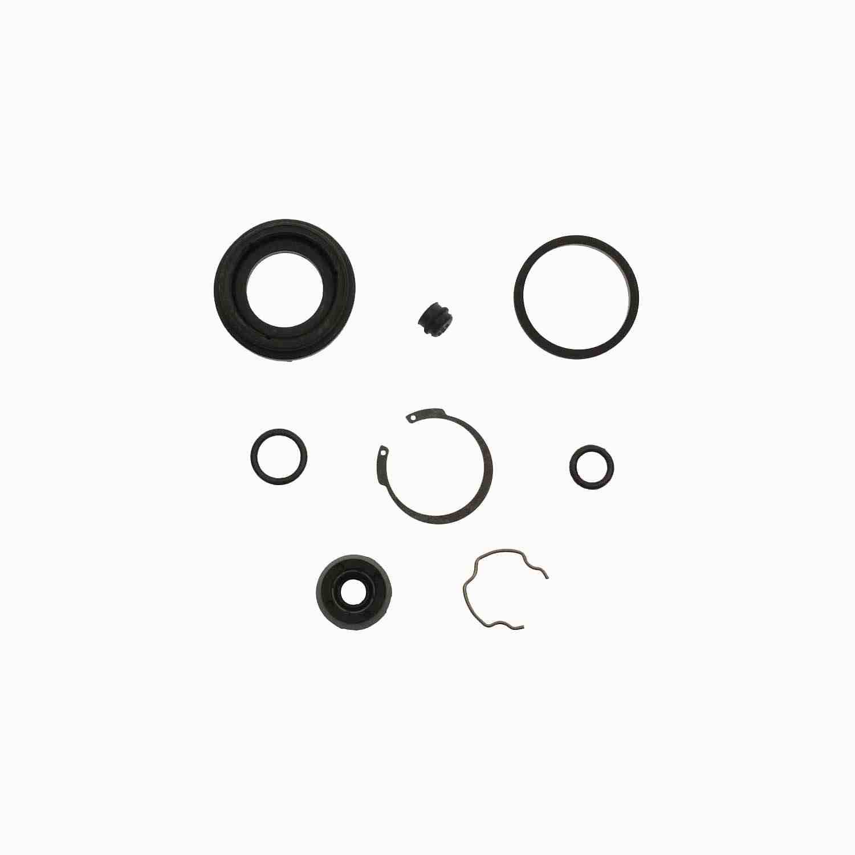 CARLSON QUALITY BRAKE PARTS - Disc Brake Caliper Repair Kit (Rear) - CRL 41316