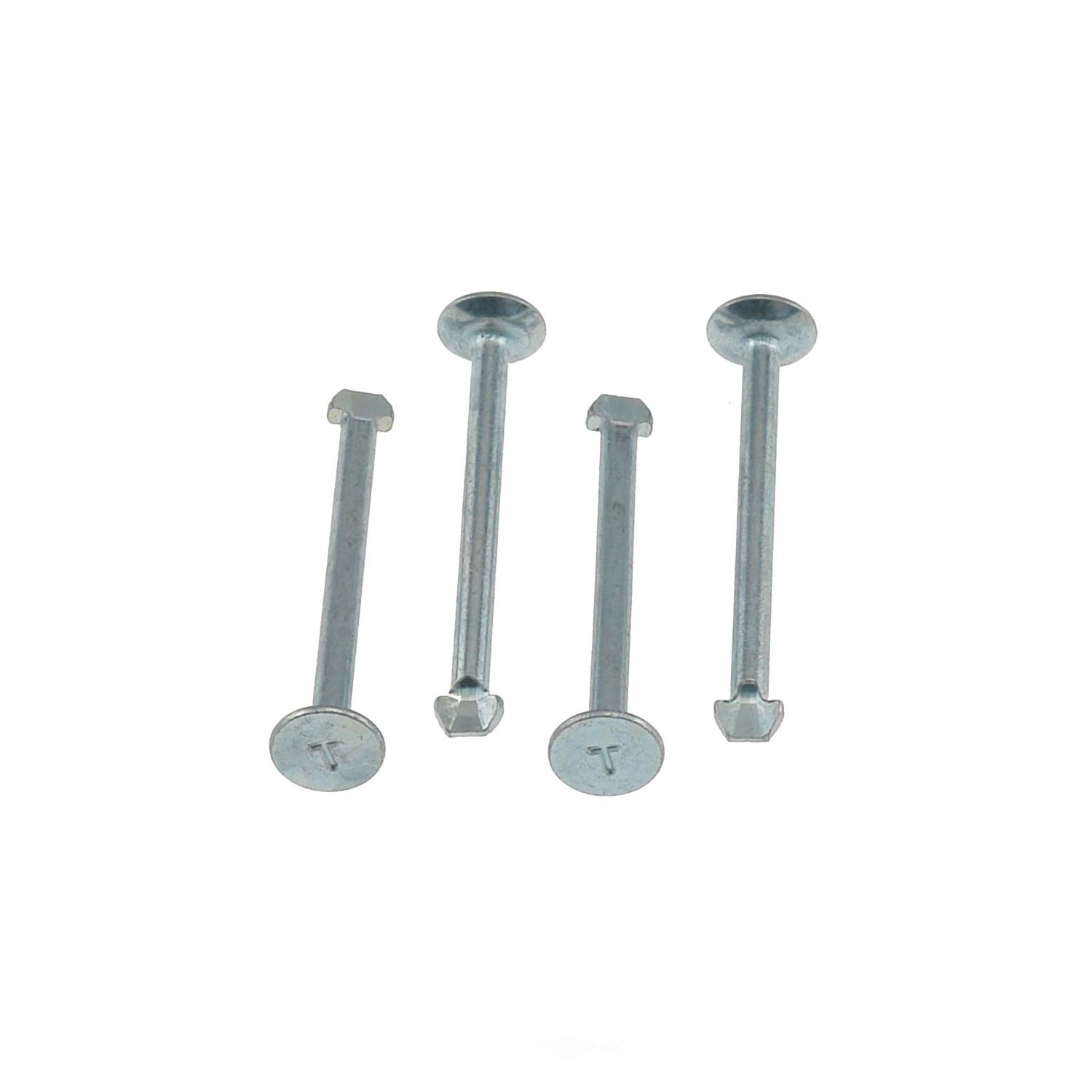 CARLSON QUALITY BRAKE PARTS - Brake Spring Hold Down Pin - CRL H1103-2