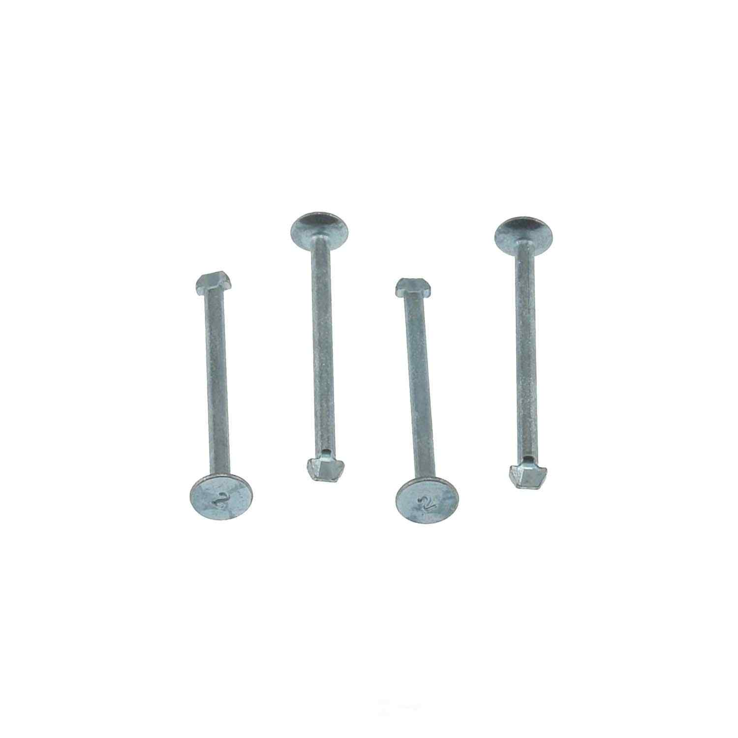 CARLSON QUALITY BRAKE PARTS - Brake Spring Hold Down Pin - CRL H1105-2
