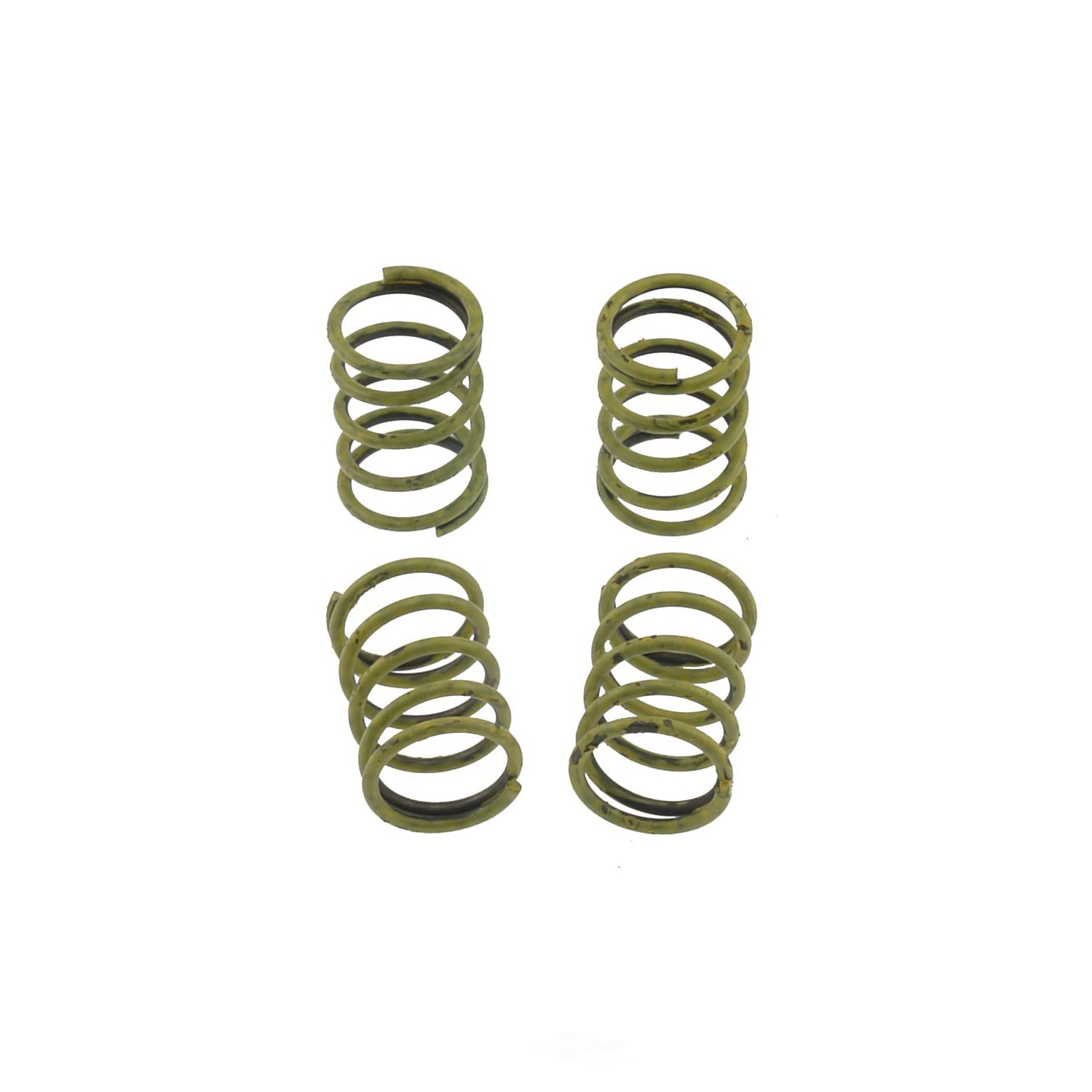 CARLSON QUALITY BRAKE PARTS - Brake Hold Down Spring - CRL H1150-2