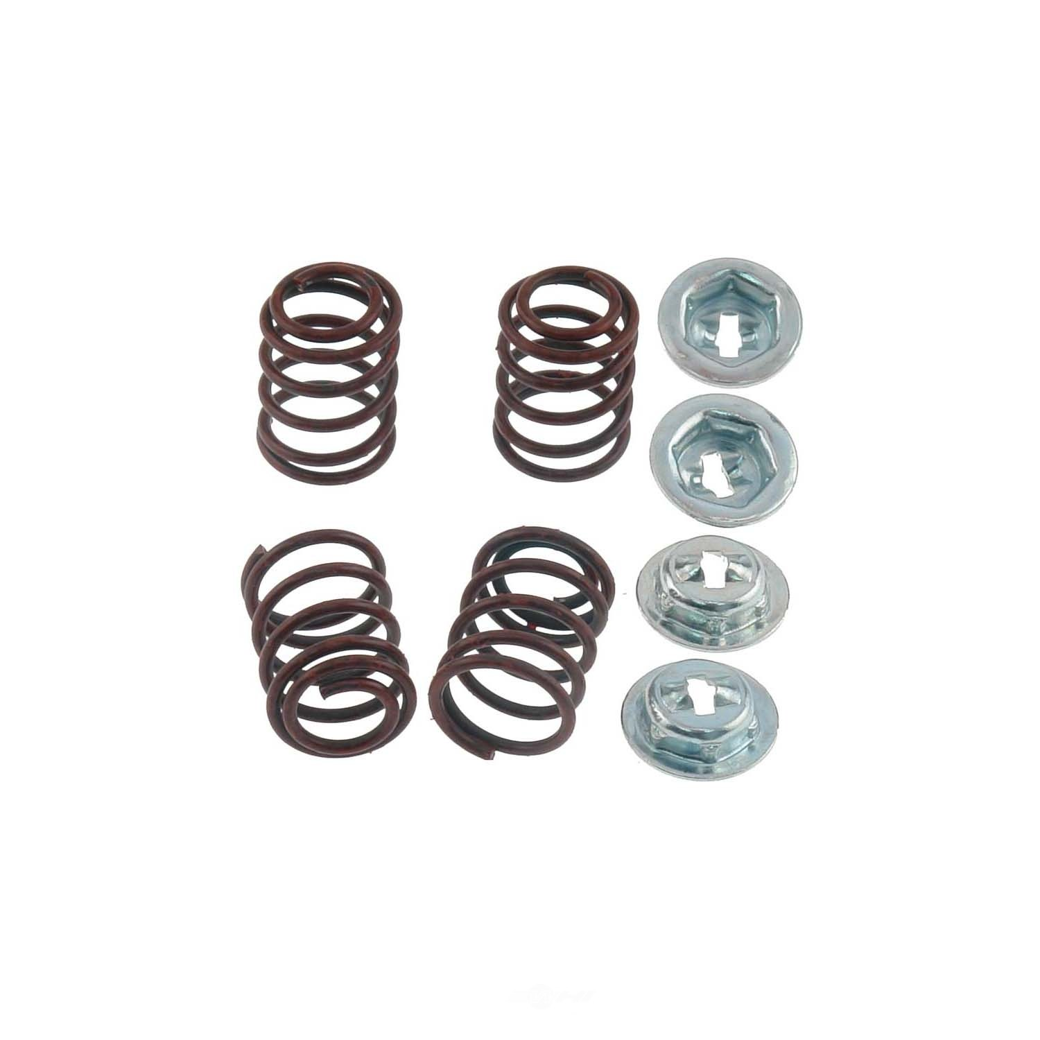 CARLSON QUALITY BRAKE PARTS - Drum Brake Hold Down Spring (Rear) - CRL H1163-2