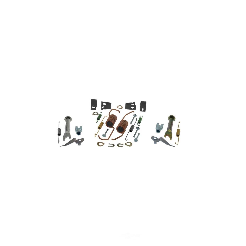 CARLSON QUALITY BRAKE PARTS - Pro Drum Brake Hardware Kit (Rear) - CRL H2326