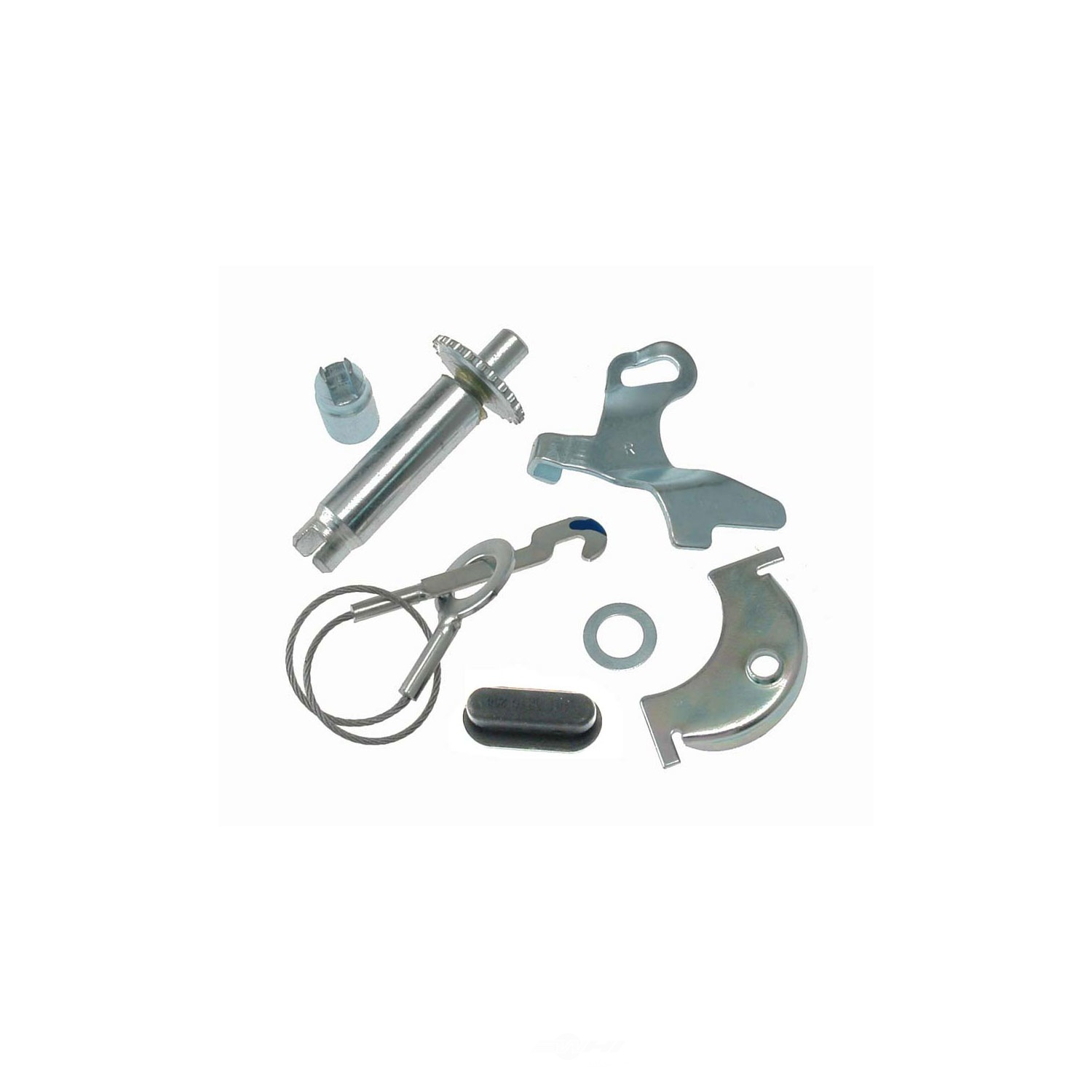 CARLSON QUALITY BRAKE PARTS - Drum Brake Self-Adjuster Repair Kit (Rear Right) - CRL H2515